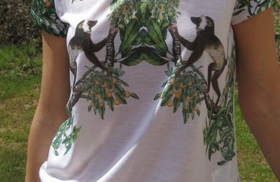 Monkeys... Conscious collection