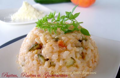 COOKING CHEF: RISOTTO AUX PETITS LEGUMES