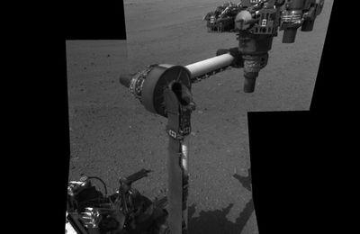 La scalata del pianeta rosso è quasi giunta all'apice