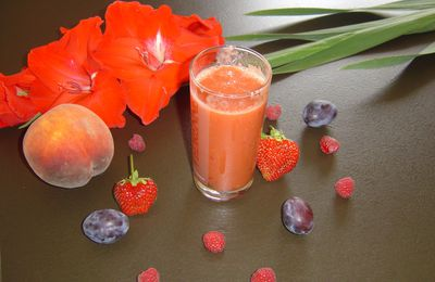 SMOOTHIE FRUITS D ETE