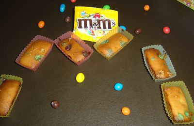 FINANCIERS AU M&M'S