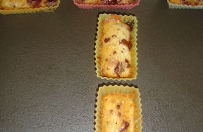 FINANCIER AU TOBLERONE