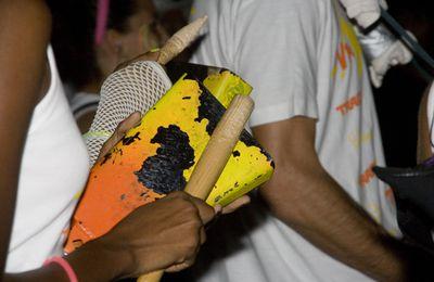 Les objets du carnaval - Musique maestro !