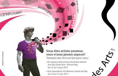 TREMPLIN DES ARTS : L'ESPACE NOUVEAUX TALENTS