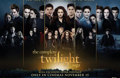 Breaking Dawn II: Le Marathon Twilight !