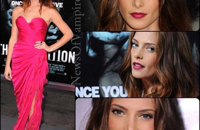 "Ashley Greene: Avant Première ""The Apparition"""