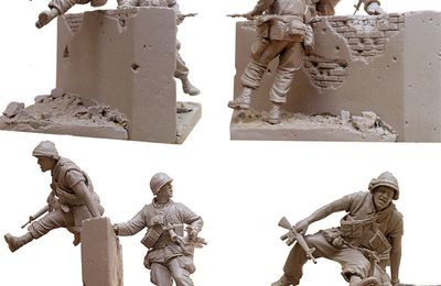 News from Evolution Miniatures