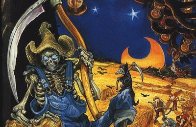 """""""LORD, WHAT CAN THE HARVEST HOPE FOR, IF NOT FOR THE CARE OF THE REAPER MAN ?"""""""