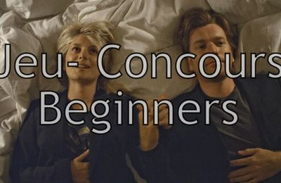 Jeu-Concours : Beginners 5X2 places + 5 affiches
