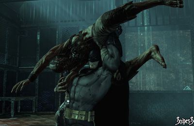 [Test] Batman Arkham Asylum sur PS3