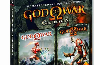 God of War Collection et Trilogy datés en France