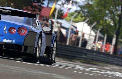 [E3 2010] Gran Turismo 5 en Vidéo