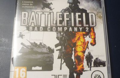 [Achat] Battlefield : Bad Company 2 sur PS3