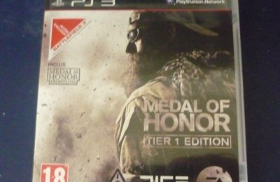 [Achat] Medal of Honor sur PS3