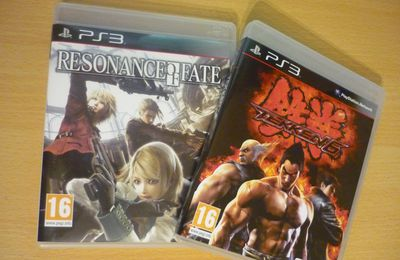 [Achat] Tekken 6 + Resonance of Fate
