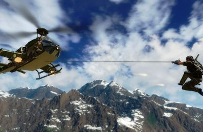 {Démo} Just Cause 2 sur PS3
