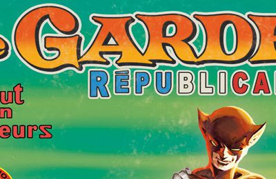 FOX-BOY s'incruste chez le GARDE REPUBLICAIN © !!!