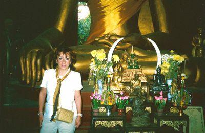 29. De novela: Persecución por el Mercado Nocturno de Chiang Mai (II)
