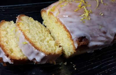 Lemon Cake (Cake au citron)