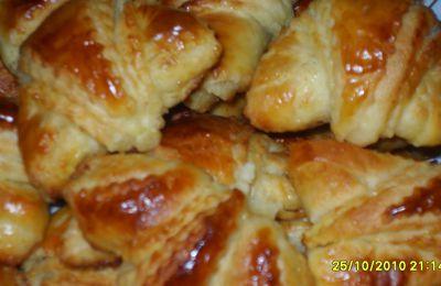 minis viennoiseries et petits pains