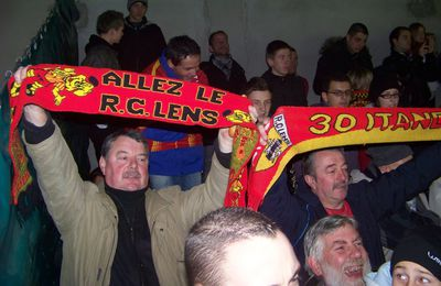 Match Lyon contre RC-Lens