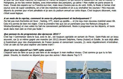 Interview AFF newsletter N°2