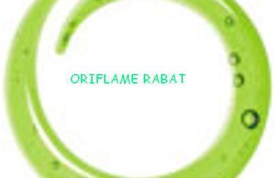 """Nouvelle page """"Oriflame Rabat"""" sur facebook"""