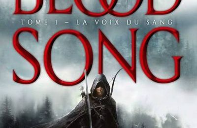 Ryan Anthony: Blood Song. Tome1: La Voix du sang