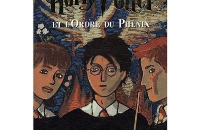 Rowling J.K.: Harry Potter et l'ordre du phenix