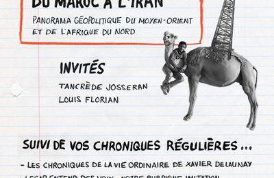 Libre Journal # 50 - Géopolitique du Moyen-Orient et de l'Afrique du Nord
