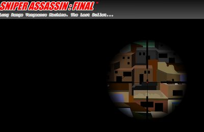 Sniper Assassin: Final
