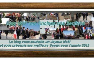 12/2011-les Voeux du Blog UNP nos Anciens nos Sections.