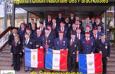 (1)Section UNP de Sarreguemines