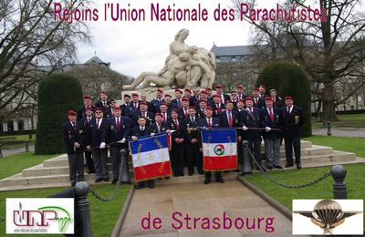 (1) Section UNP de Strasbourg.