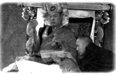 Karmapa Tcheno !