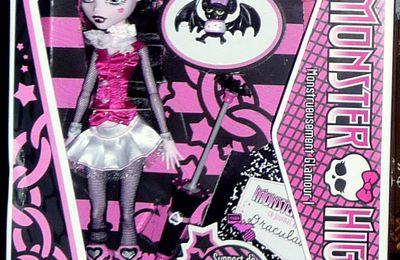 Ma poupée Monster High