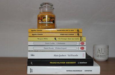 Foire aux livres : retour chargé !