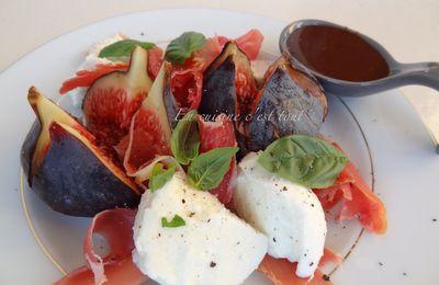 La salade facile et sexy de Jamie Olivier
