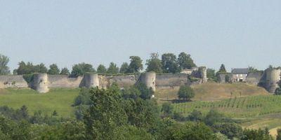 15kms de Coucy-le-Château