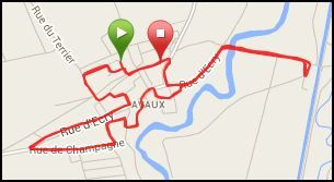 10kms Avaux