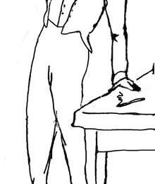 """Filosofi libertari. Paul Chauvet, Max Stirner o l'estrema libertà, da: """"Increvables anarchistes""""."""