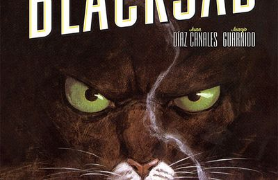 Dark Horse Books present Blacksad