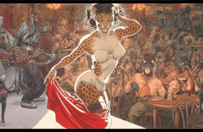 BLACKSAD Jazz n' fun's Club
