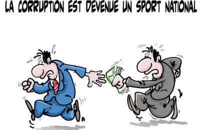 """La présidente de la Chambre dénonce """"la corruption"""""""