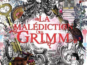 Les derniers coups de coeur de nos 12 ans et plus : La malédiction Grimm, Les princes charmants n'existent pas, Geek girl, etc.