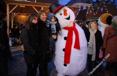 BETHUNE-NOEL 2009-Parade Féérique au Marché de Noël