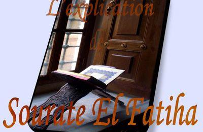 Sourate El Fatiha