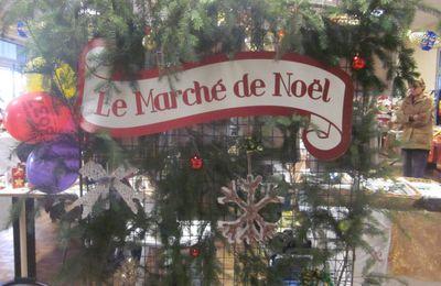 Décos de marchés de Noël