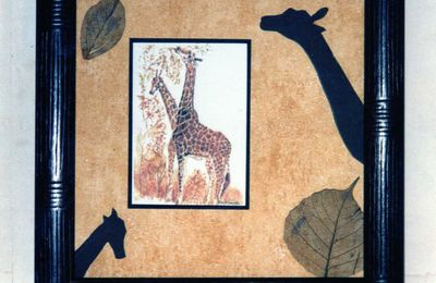 Au temps des girafes