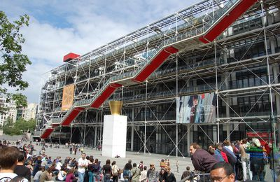 Renzo Piano et Richard Rogers - Centre Pompidou Paris